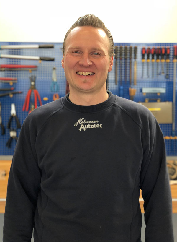 Henrik Halvorsen, mekaniker – Vissenbjerg