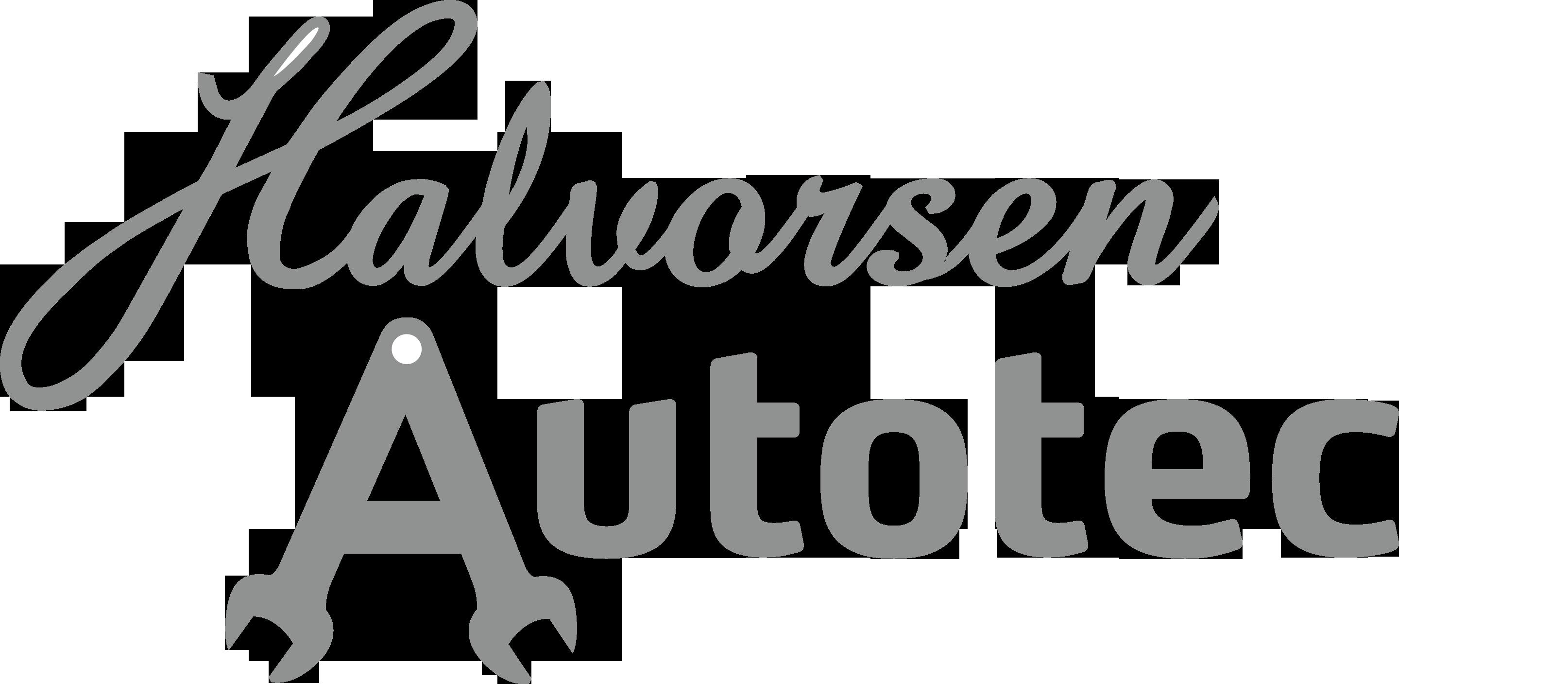 Logo - Halvorsen Autotec, mekaniker i Vissenbjerg